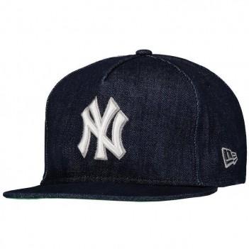 Boné New Era MLB New York Yankees 950 Azul e Verde