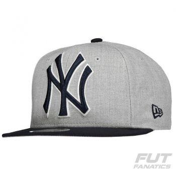 Boné New Era MLB New York Yankees 950 Cinza