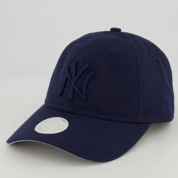 Boné New Era MLB New York Yankees Feminino Marinho