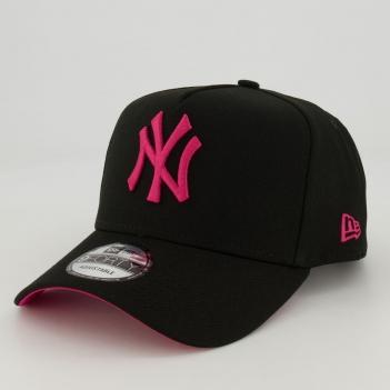 Boné New Era MLB New York Yankees I 940 Preto