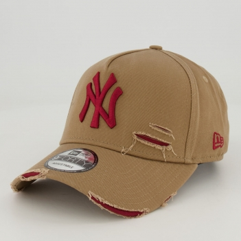 Boné New Era MLB New York Yankees II 940 Marrom