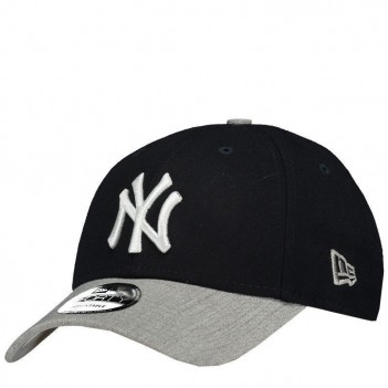 Boné New Era MLB New York Yankees League 940 Marinho e Cinza