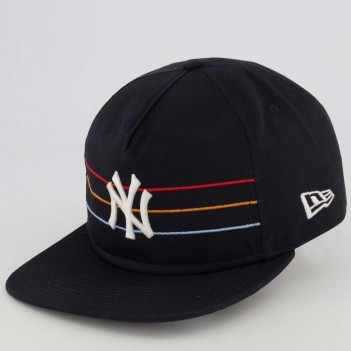 Boné New Era MLB New York Yankees Listrado