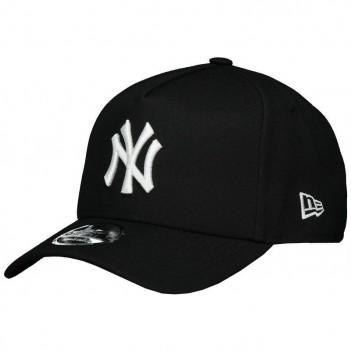 Boné New Era MLB New York Yankees Preto Escudo