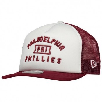 Boné New Era MLB Philadelphia Phillies 950 Vinho