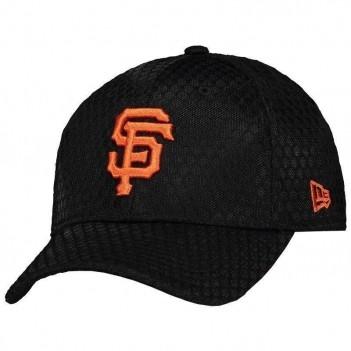 Boné New Era MLB San Francisco Giants 940 Preto e Laranja