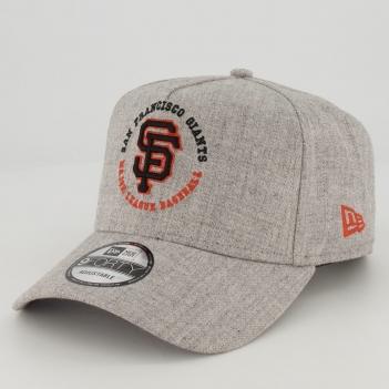 Boné New Era MLB San Francisco Giants Cinza Mescla