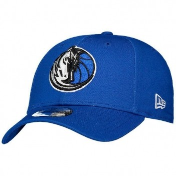 Boné New Era NBA Dallas Mavericks 940 Azul
