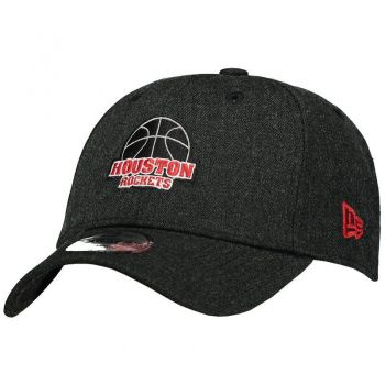Boné New Era NBA Houston Rockets 940 Chumbo Mescla