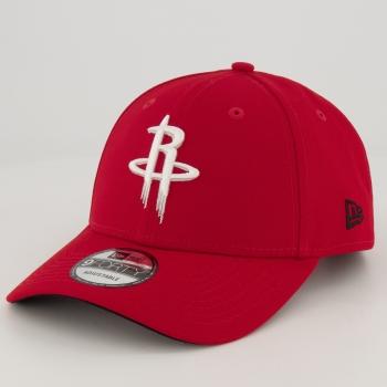 Boné New Era NBA Houston Rockets 940 II Vermelho