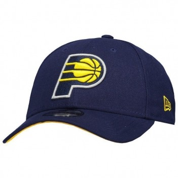 Boné New Era NBA Indiana Pacers 940 Marinho
