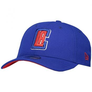Boné New Era NBA Los Angeles Clippers 940 Azul