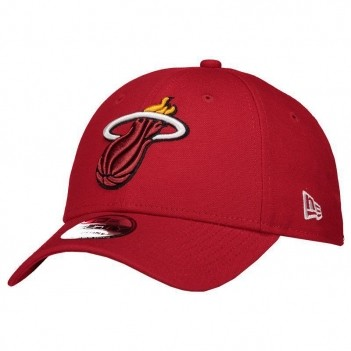 Boné New Era NBA Miami Heat 940 Escudo