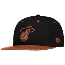 Boné New Era NBA Miami Heat 950 Preto