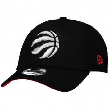 Boné New Era NBA Toronto Raptors 940 Preto