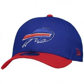 Boné New Era NFL Buffalo Bills 940 Azul e Vermelho