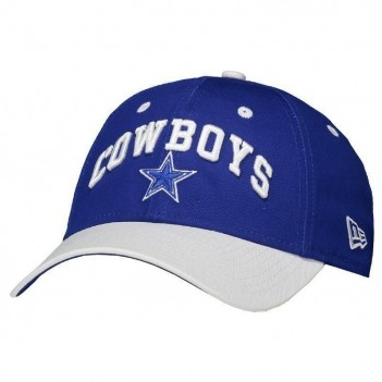Boné New Era NFL Dallas Cowboys 920 Azul e Branco