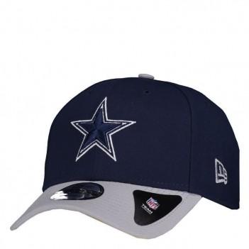 Boné New Era NFL Dallas Cowboys 940 Marinho