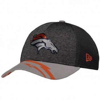 Boné New Era NFL Denver Broncos 3930 Cinza