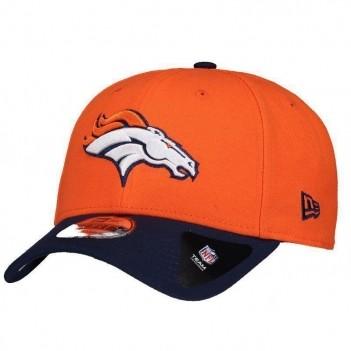 Boné New Era NFL Denver Broncos 940 Laranja