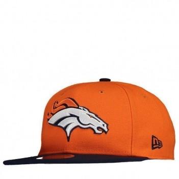 Boné New Era NFL Denver Broncos Classic  950 Laranja