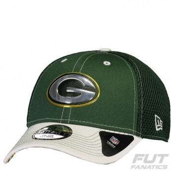 Boné New Era NFL Green Bay Packers 3930 Verde