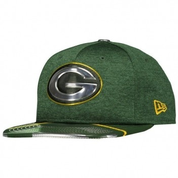 Boné New Era NFL Green Bay Packers 950 Verde Mescla