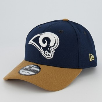 Boné New Era NFL Los Angeles Rams 940 Marinho