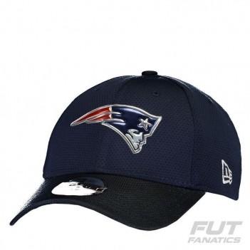 Boné New Era NFL New England Patriots 3930 Marinho