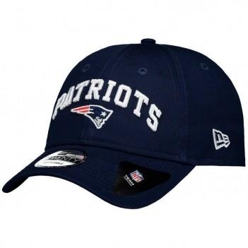 Boné New Era NFL New England Patriots 920 Marinho e Branco