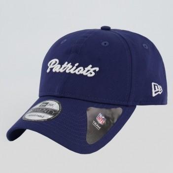 Boné New Era NFL New England Patriots 920 Marinho