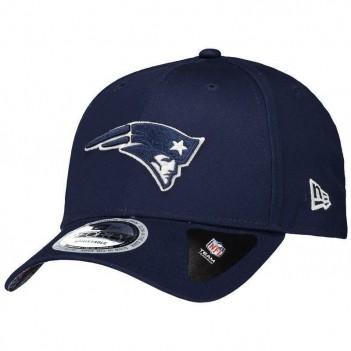 Boné New Era NFL New England Patriots 940 Azul Marinho