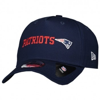 Boné New Era NFL New England Patriots 940 Marinho