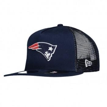 Boné New Era NFL New England Patriots 950 Marinho