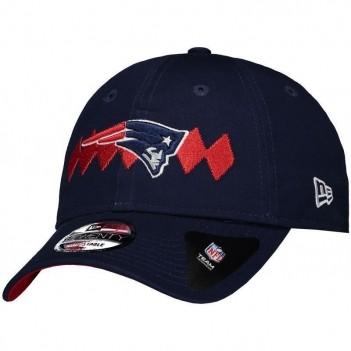 Boné New Era NFL New England Patriots Logo Azul