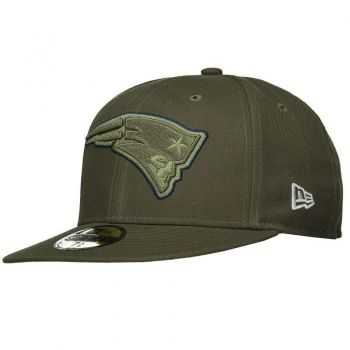 Boné New Era NFL New England Patriots Verde