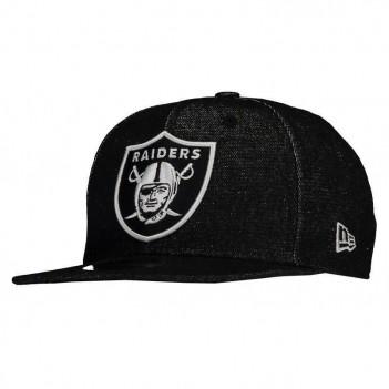 Boné New Era NFL Oakland Raider 950 Preto