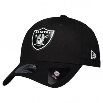 Boné New Era NFL Oakland Raiders 3930 Preto
