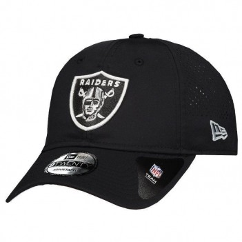 Boné New Era NFL Oakland Raiders 920 Preto