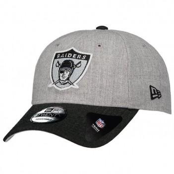 Boné New Era NFL Oakland Raiders 920 Cinza