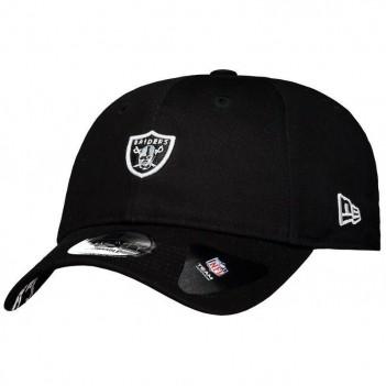 Boné New Era NFL Oakland Raiders 920 Logo Preto