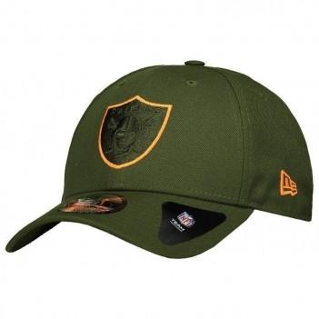 Boné New Era NFL Oakland Raiders 940 Verde