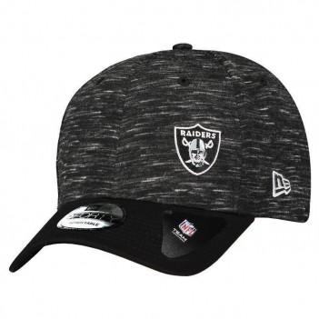 Boné New Era NFL Oakland Raiders 940  Escudo Preto