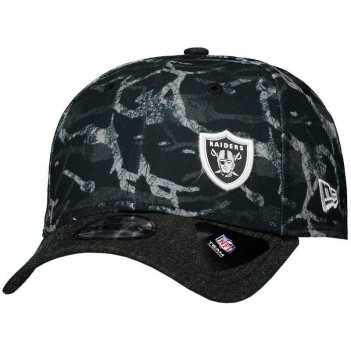 Boné New Era NFL Oakland Raiders 940 Logo