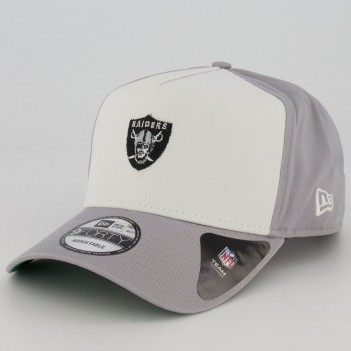 Boné New Era NFL Oakland Raiders 940 Branco