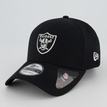 Boné New Era NFL Oakland Raiders 940 Vegas Preto