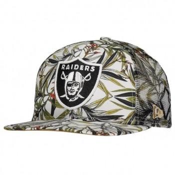 Boné New Era NFL Oakland Raiders 950 Floral