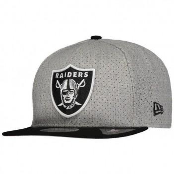 Boné New Era NFL Oakland Raiders 950 Cinza