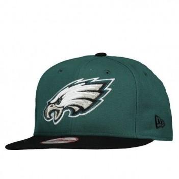Boné New Era NFL Philadelphia Eagles Classic 950 Verde