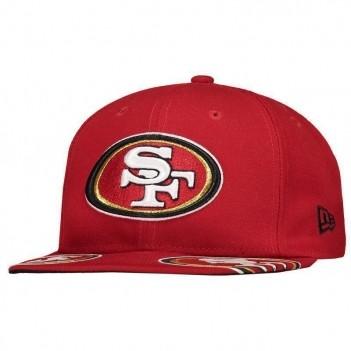 Boné New Era NFL San Francisco 49ers 950 Vermelho